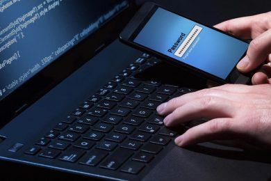 SMS con il malware che blocca i cellulari